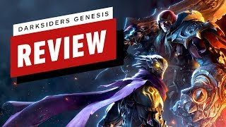 Darksiders Genesis Review (Video Game Video Review)
