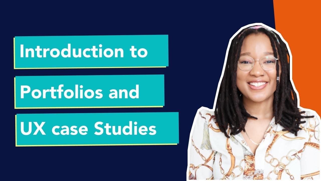 Introduction to Portfolios and UX case Studies for Designers