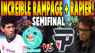 "BEASTCOAST vs PAIN [BO3] - SEMIFINAL ""Rampage + Rapier"" - ESL One Los Angeles 2020 DOTA 2"