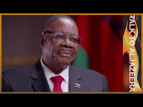 Malawi's President Mutharika: 'The election was not rigged' | Talk to Al Jazeera