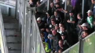 PSV - Feyenoord 3-0 Frustratie Feyenoordfans