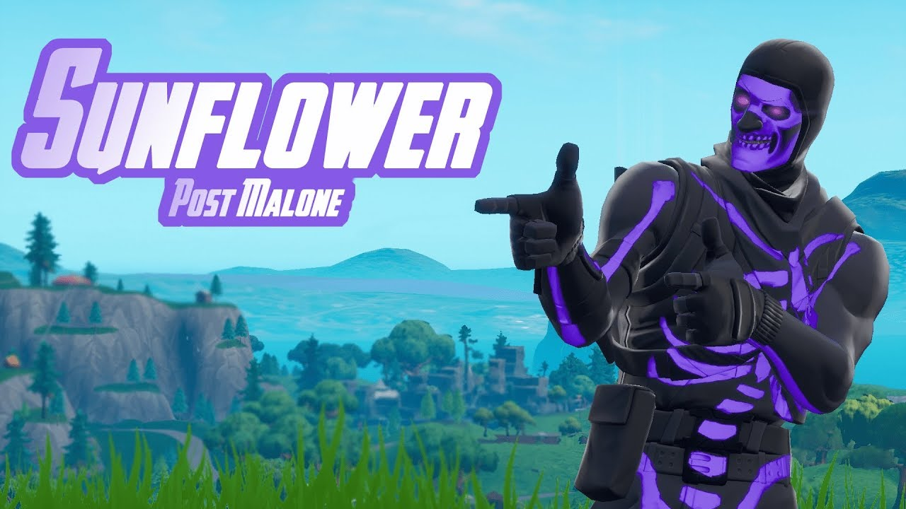 Fortnite Montage - Sunflower: Post Malone - YouTube