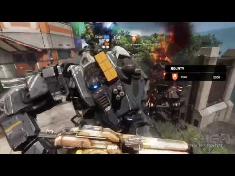 Outnumbered 2-to-1 in Titanfall 2 by Genghis Khan