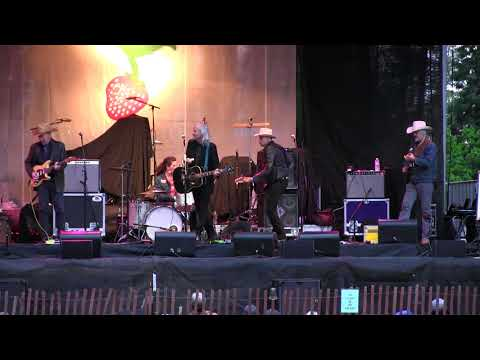 Downey To Lubbock - Dave Alvin & Jimmie Dale Gilmore at Strawberry 2018
