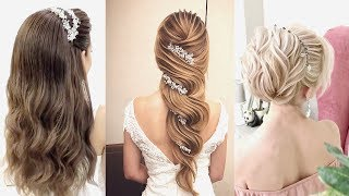 NEW ✨Best Makeup Tutorials 2018 | Beautiful Bridal Wedding Hairstyles Compilation | Woah Beauty