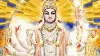Lord Vishnu (Narayana) The Great Lord