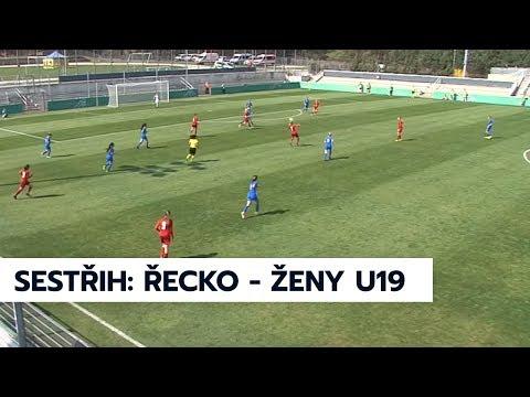 WU19: Řecko - Česká republika 0:2 (0:1)
