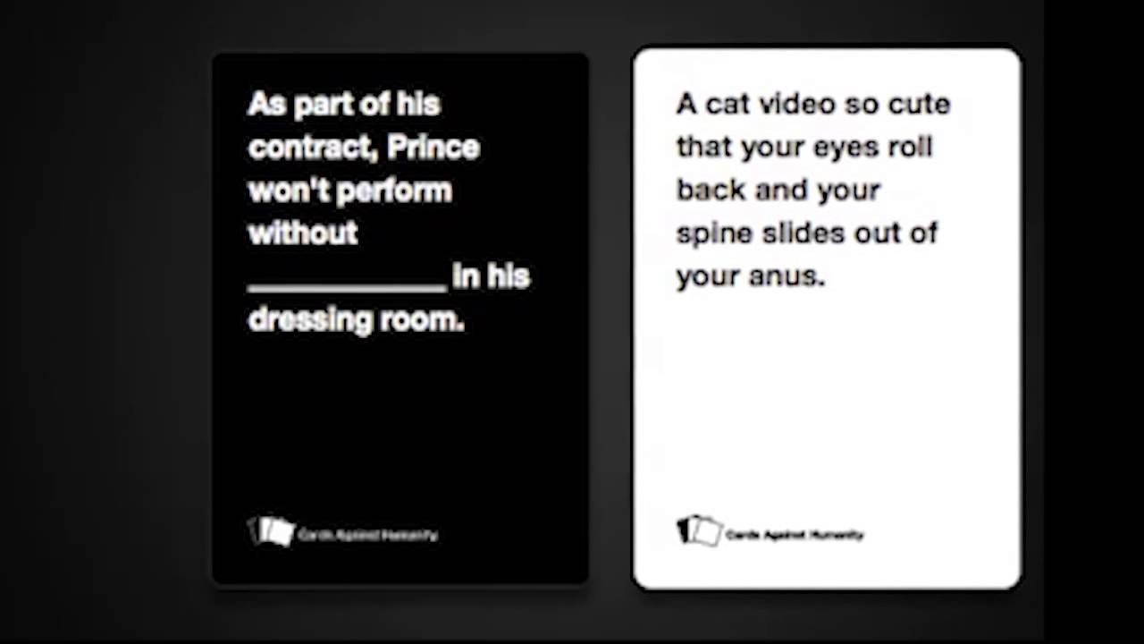 How To Play Cards Against Humanity With Funny Examples