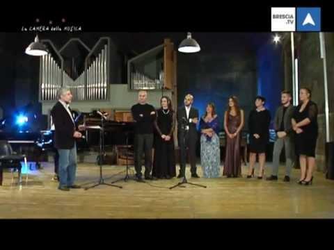 La Camera della Musica   Allievi Canto lirico  conservatorio Luca Marenzio 3° parte