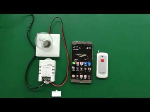WIFI RF 30A Remote Switch