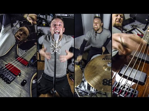 Whenever, Wherever (metal cover by Leo Moracchioli)