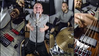 Whenever, Wherever  Metal Cover By Leo Moracchioli