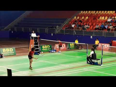 BBD Badminton Academy Lucknow | Badminton Match at BBD Lucknow