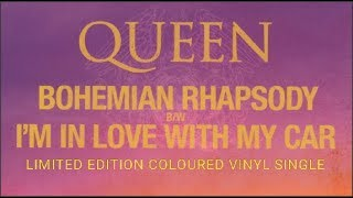 "Baixar [454] Bohemian Rhapsody - 7"" Coloured Vinyl Single for Record Store Day (2019)"