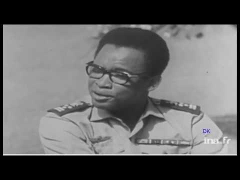 Le maréchal Mobutu Sese Seko s
