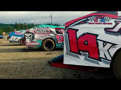 Grays Harbor Raceway 5-19-18 Dryden Racing Media