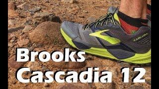 Brooks Cascadia 12 Review