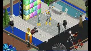 Sims: Superstar Dance Mix video