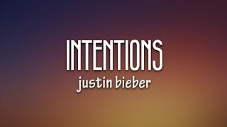 Download lagu Justin Bieber - Intentions (Lyrics) ft. Quavo