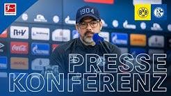 S04-PK vor dem Derby | FC Schalke 04