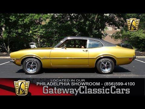 1972 Ford Maverick, Gateway Classic Cars Philadelphia - #128