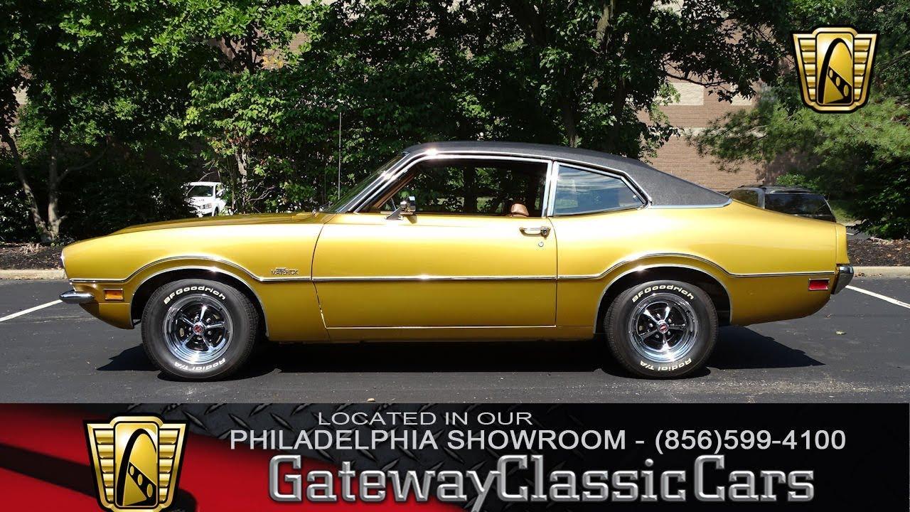 1972 ford maverick gateway classic cars philadelphia 128