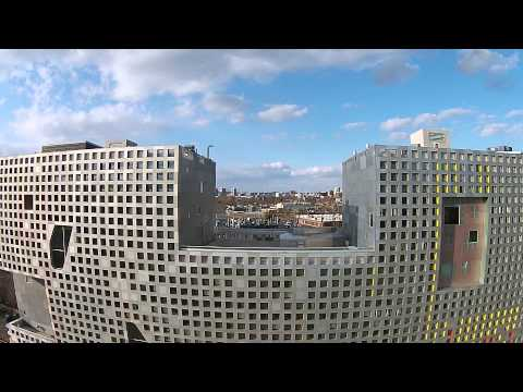 One Funky Dorm: MIT's Simmons Hall