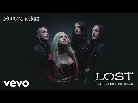 SHROOM - Stitched Up Heart 'Lost' Featuring Godsmack's Sully Erna [Listen]