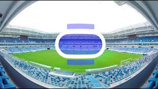 2018 FIFA World Cup: Kaliningrad Stadium (360 VIDEO)