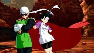 DRAGON BALL FighterZ - Jiren vs Videl Gameplay Trailer | PS4, X1, PC, SWITCH