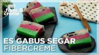 Resep Karya Rasa Nusantara - Es Gabus Segar FiberCreme