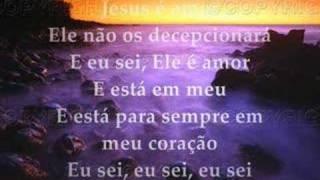 JESUS IS LOVE (TRADUÇÃO)