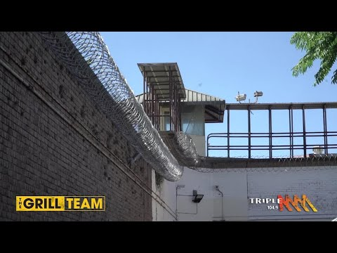 We Visited Long Bay Jail Maximum Security & It Was Intense I The Grill Team