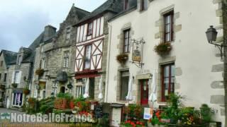 Rochefort-en-Terre dans le Morbihan (notrebellefrance, plus beaux villages de france)
