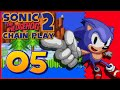 Chain Play: Sonic The Hedgehog 2 - Part 5 - Hill Top Zone video