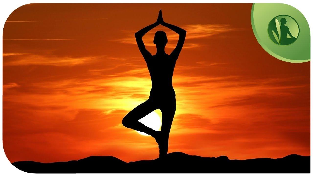 1 Hora De Música Para Yoga E Meditação Paz Interior Youtube