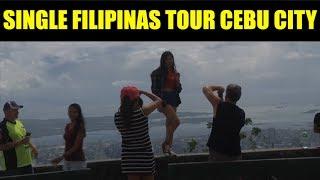 Filipina Women Tour Cebu City with Foreign Men