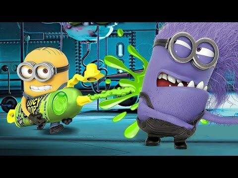 The Minions Despicable Me 2 - Гадкий Я - Миньоны - Funny Minion Game Игра
