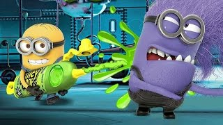 The Minions Despicable Me 2 - Гадкий Я - Миньоны - Funny Minion Game Игра