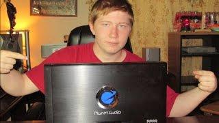 planet audio 5000 watt amp unboxing