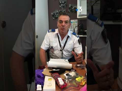 ITW de Gérard Sanchez, directeur adjoint de la Police municipale de Cannes