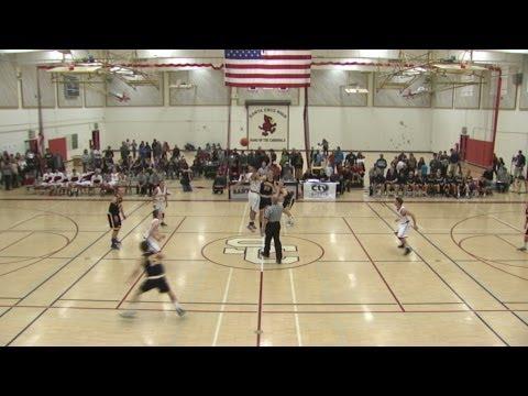 Soquel vs Santa Cruz Boys HS Basketball