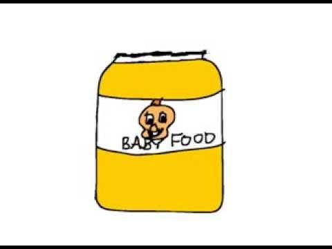 Baby Food animation