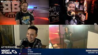 Night Attack #295: Aftershow