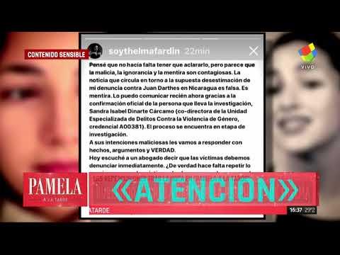 'Hoy le creo a Darthés', Fernando Burlando desató un escándalo