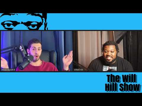 Steven Russell B Visits The Will Hill Show