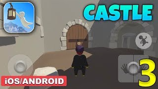 Download HUMAN FALL FLAT - Castle Gameplay Walkthrough (Android/iOS) - #3 Mp3 and Videos