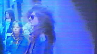 Bathory-Quorthon with fans Stockholm 1986.avi