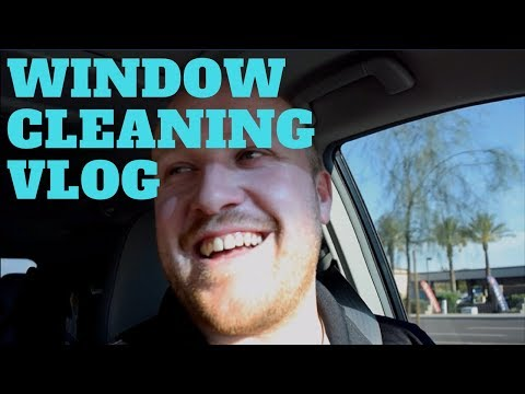 Starting A Business From Nothing (Window Cleaning) - All Day Vlog