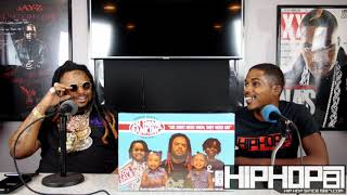 "Derrick Grace Talks Living with Multiple Women In 1 House, ""In Home Banking"" Game, & Much More!"
